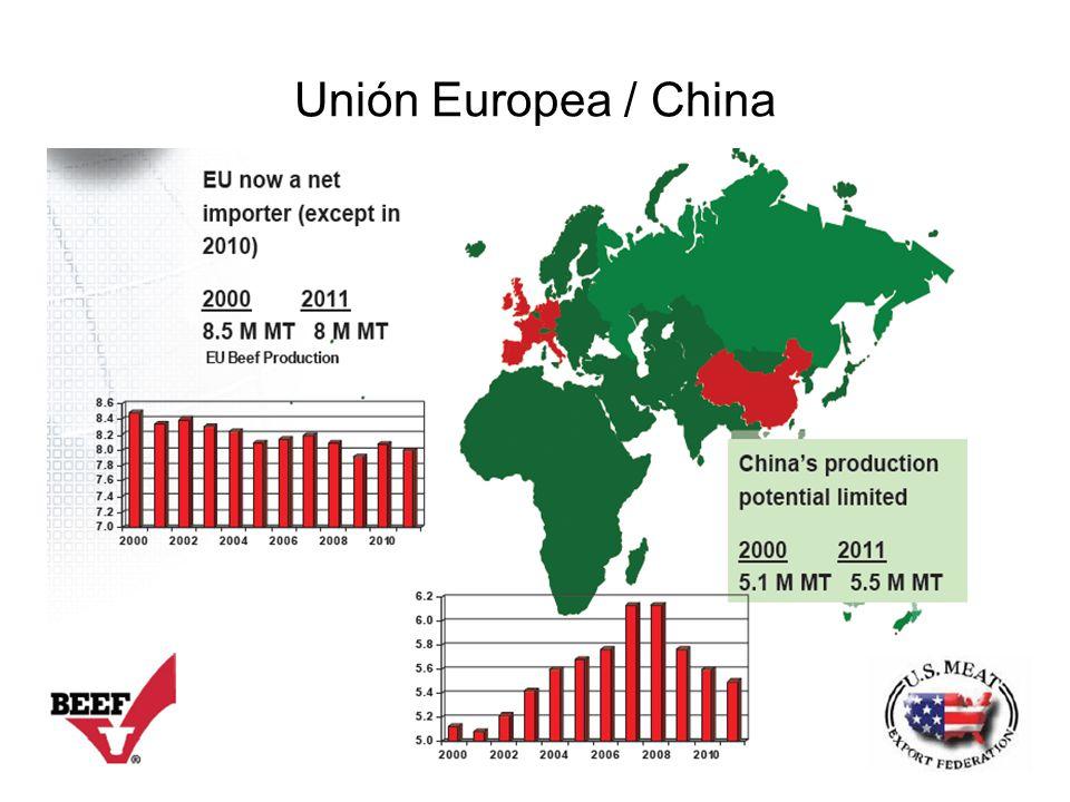 Unión Europea / China