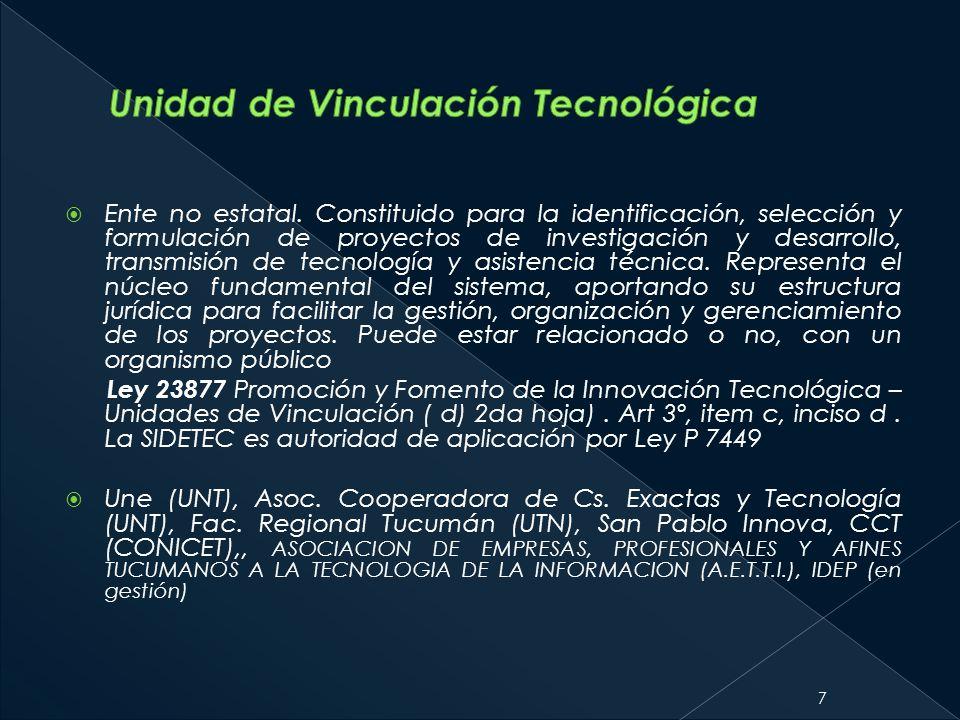 Unidad de Vinculación Tecnológica