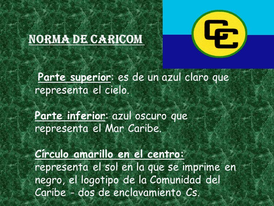 Norma de CARICOM