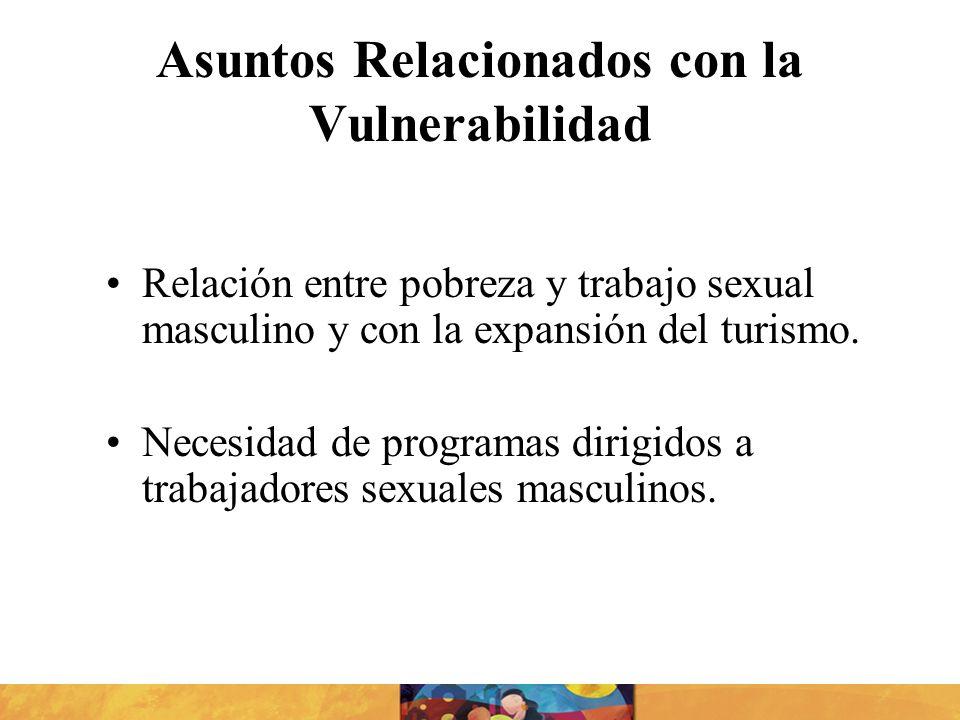 Asuntos Relacionados con la Vulnerabilidad