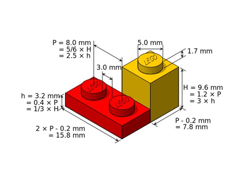 Los ladrillos tienen un diseño particular, que los diferencia de otros ladrillos. Incluso los materiales que usan son especiales y el proceso de diseño y producción son propios de la marca.