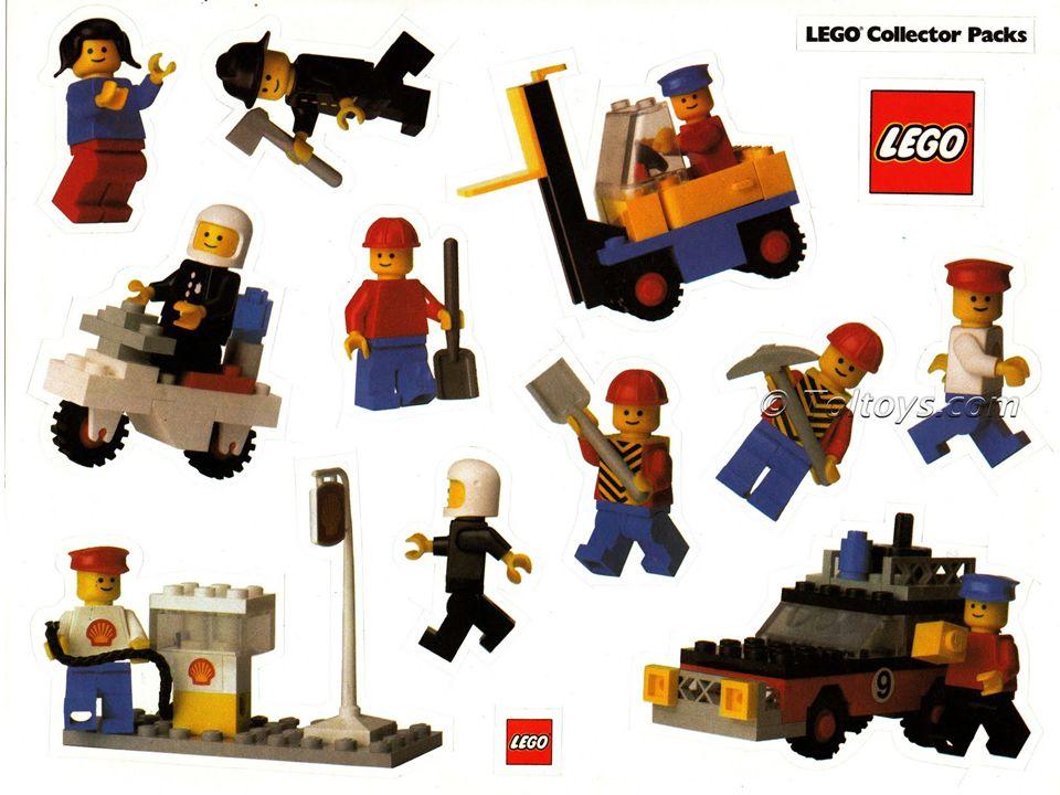 En función de estos elementos que vimos: nombre, marca, valores, es que LEGO expandió primero su cartera de productos y expandió la posibilidad de experimentar para los consumidores de LEGO.