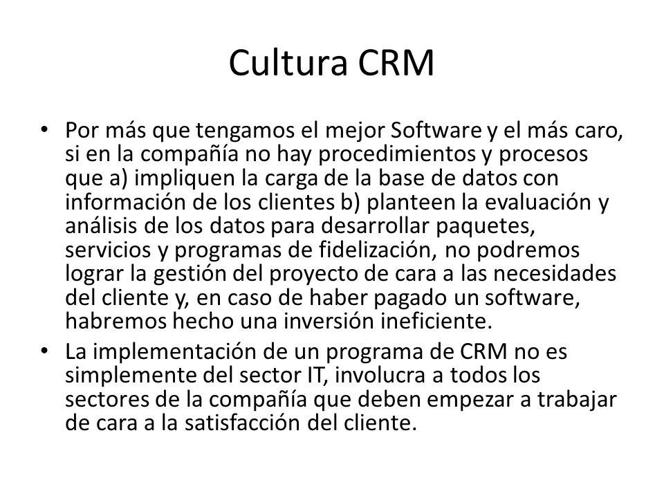 Cultura CRM