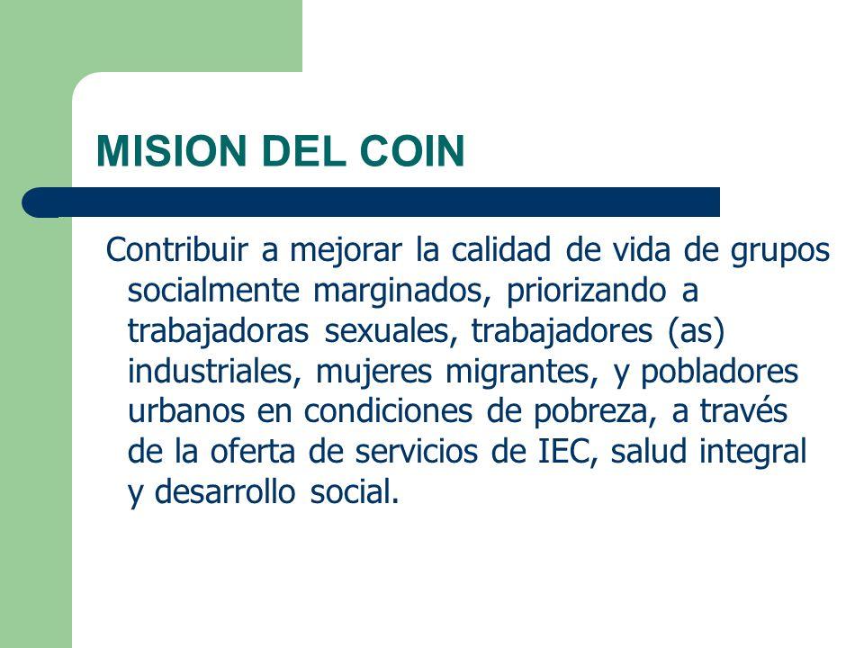 MISION DEL COIN