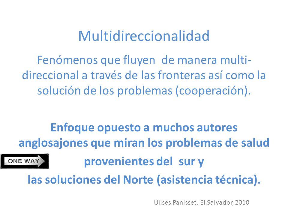 Multidireccionalidad