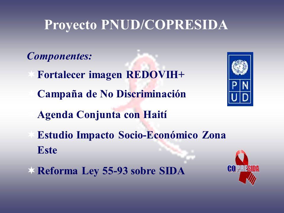 Proyecto PNUD/COPRESIDA