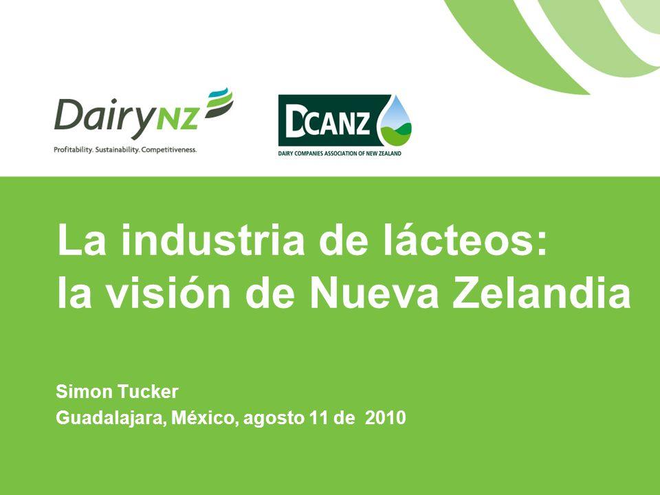 La industria de lácteos: la visión de Nueva Zelandia