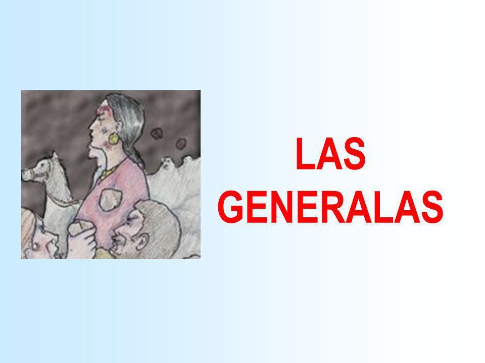 LAS GENERALAS