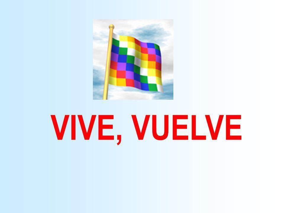 VIVE, VUELVE