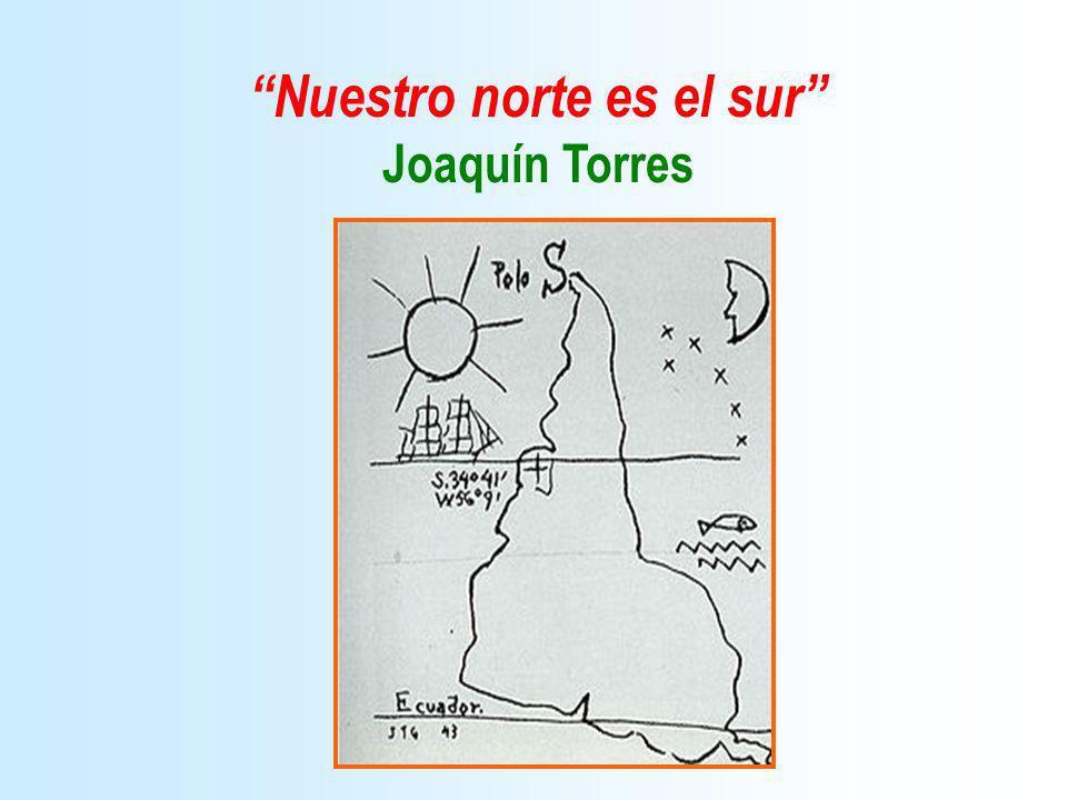 Nuestro norte es el sur Joaquín Torres