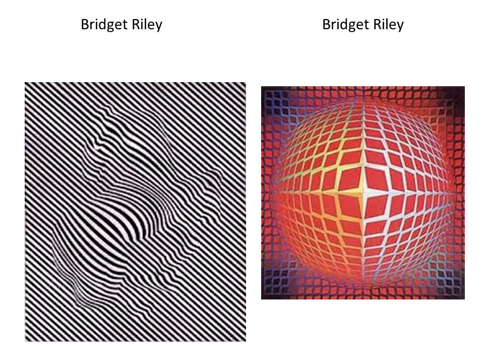 Bridget Riley Bridget Riley