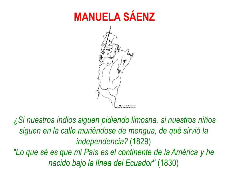MANUELA SÁENZ MANUELA ÁENZ