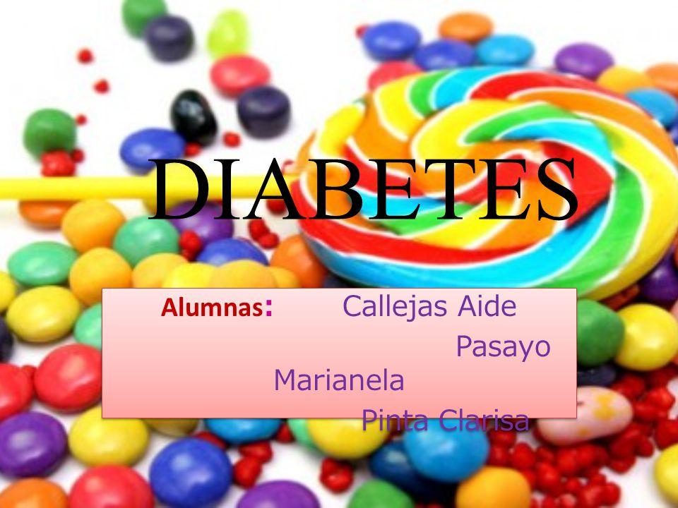 Alumnas: Callejas Aide Pasayo Marianela Pinta Clarisa