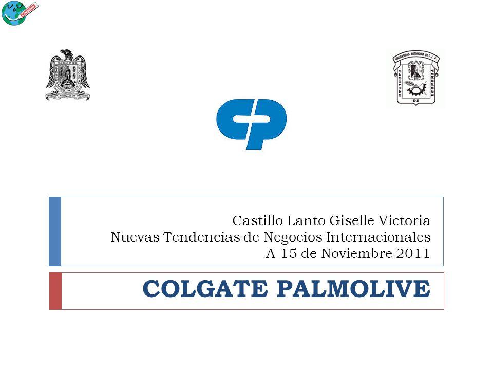Castillo Lanto Giselle Victoria Nuevas Tendencias de Negocios Internacionales A 15 de Noviembre 2011