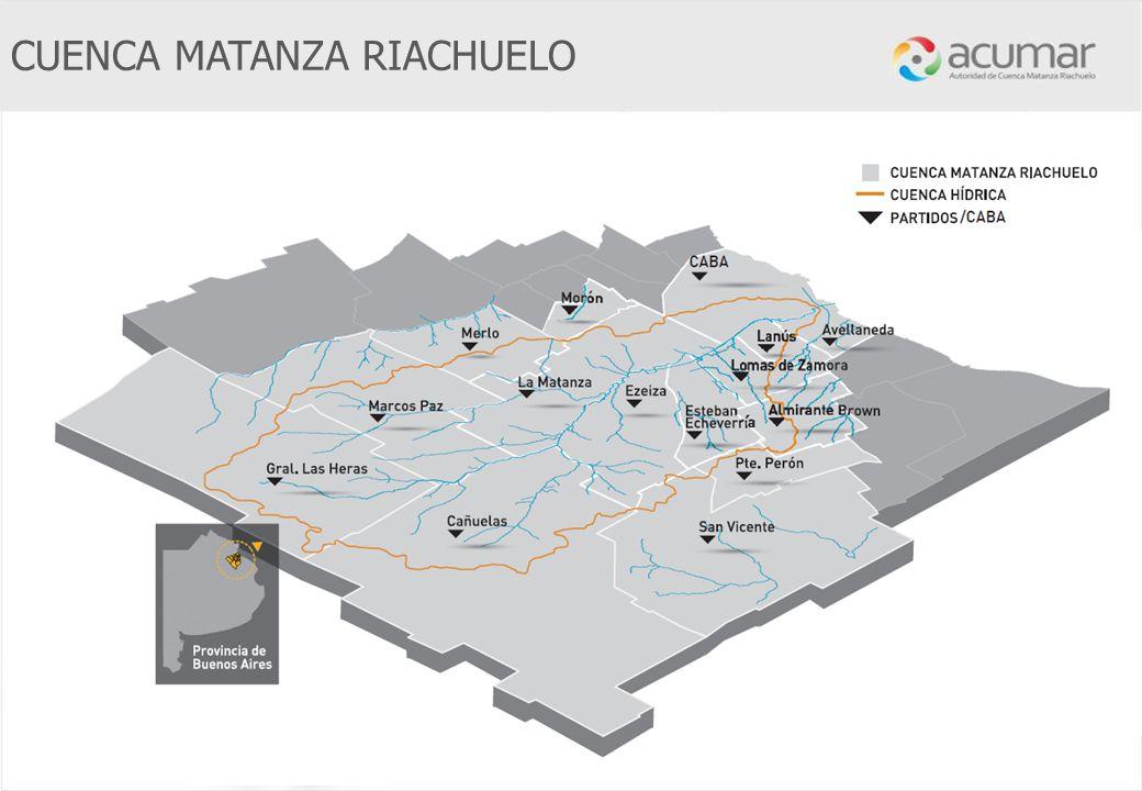 CUENCA MATANZA RIACHUELO