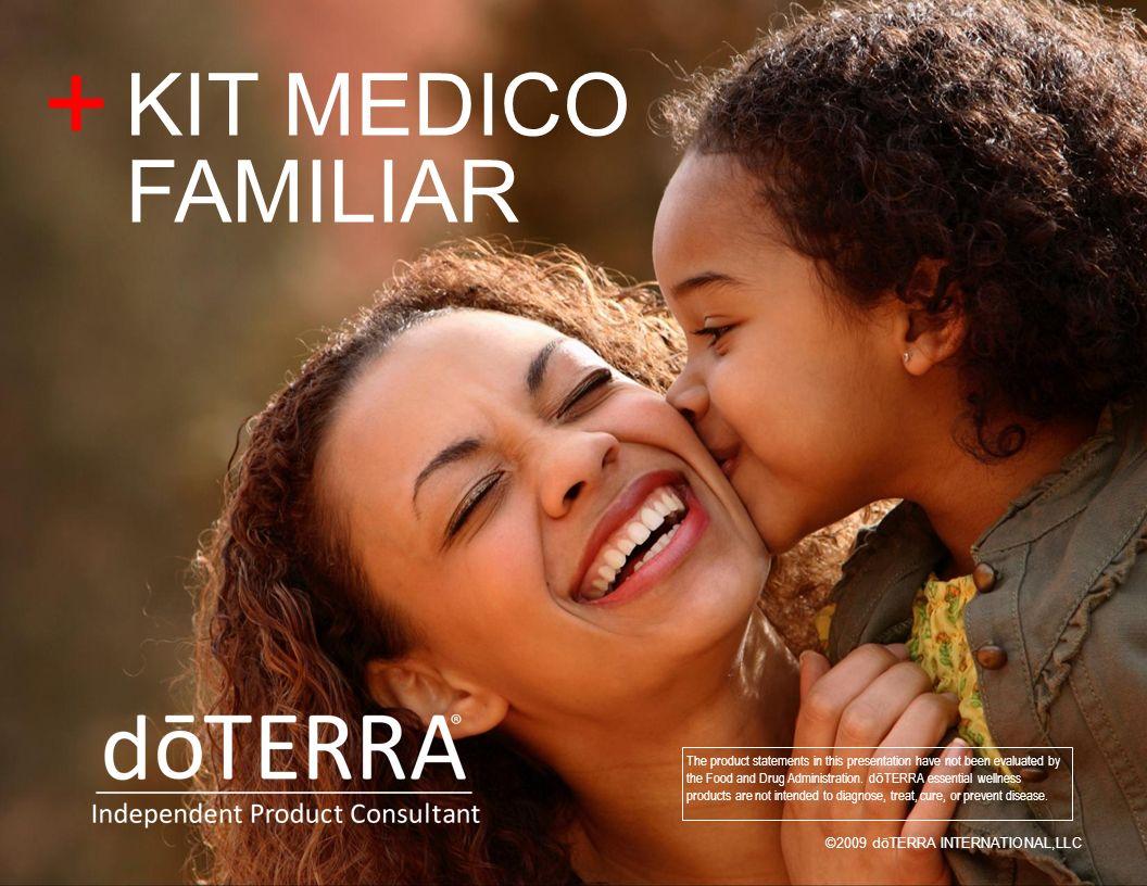 + KIT MEDICO FAMILIAR.