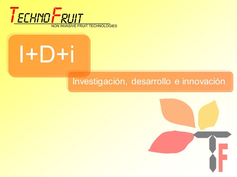 I+D+i Investigación, desarrollo e innovación