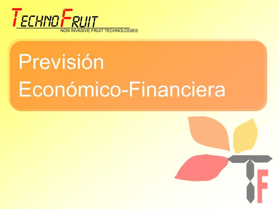 Previsión Económico-Financiera
