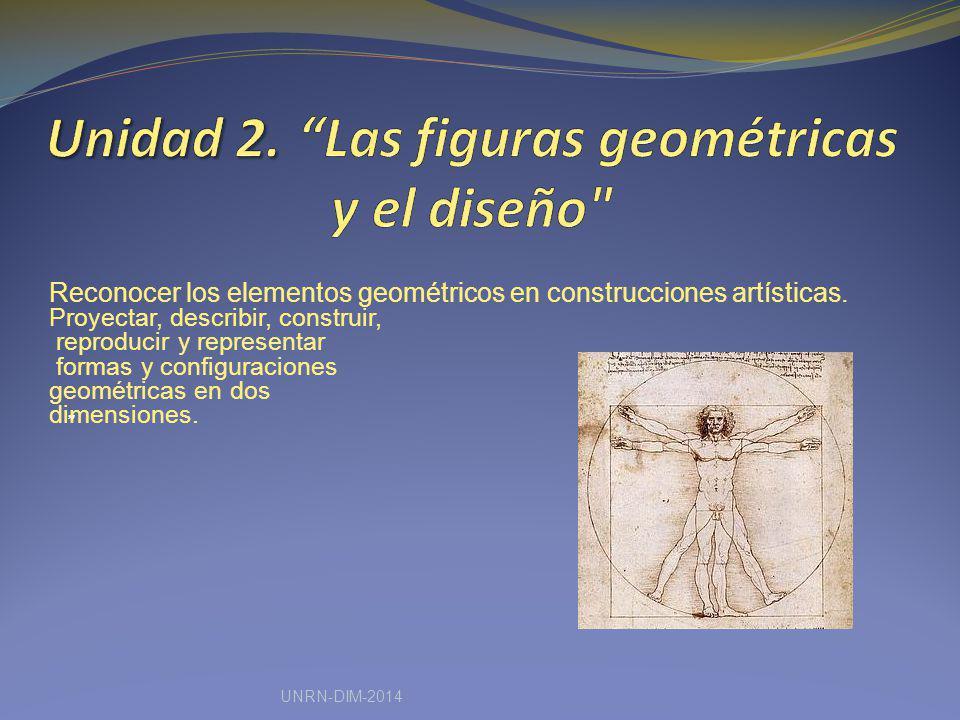 Unidad 2. Las figuras geométricas y el diseño