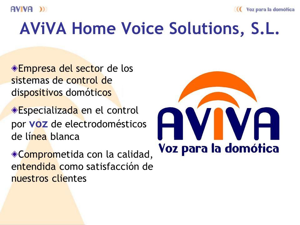 AViVA Home Voice Solutions, S.L.