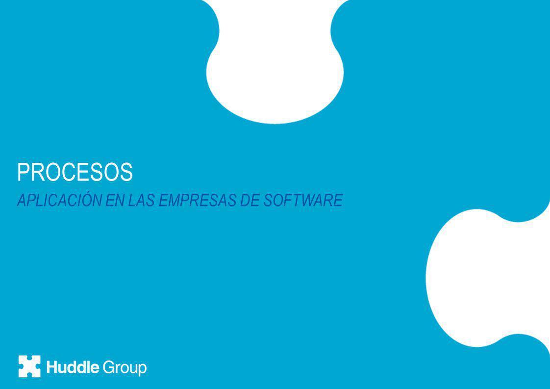 Aplicación en las empresas de Software