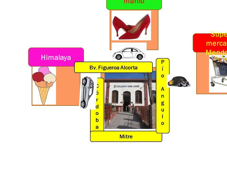 mariló Super mercado Mendozá Himalaya
