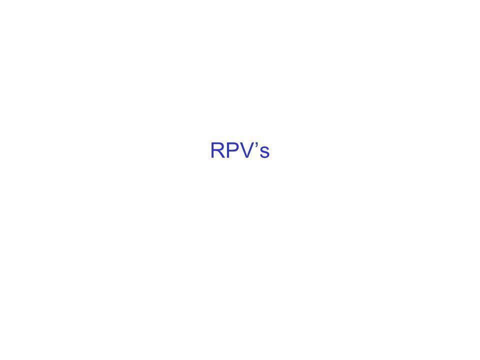 RPV's