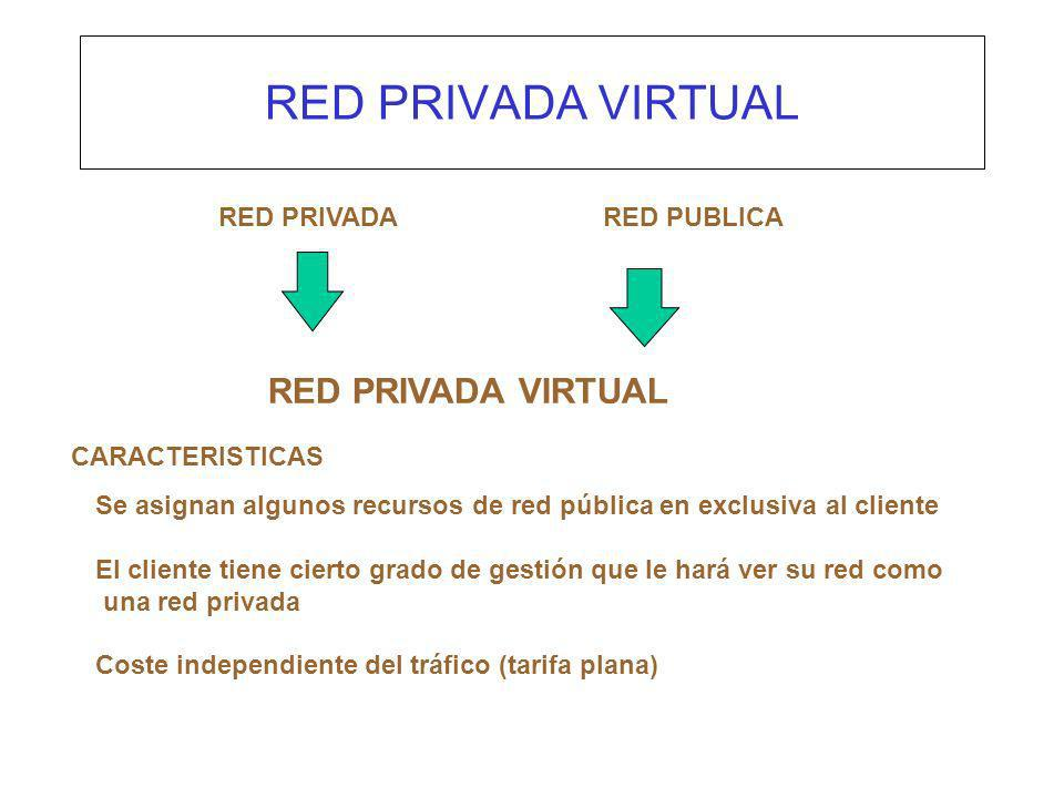 RED PRIVADA VIRTUAL RED PRIVADA VIRTUAL RED PRIVADA RED PUBLICA
