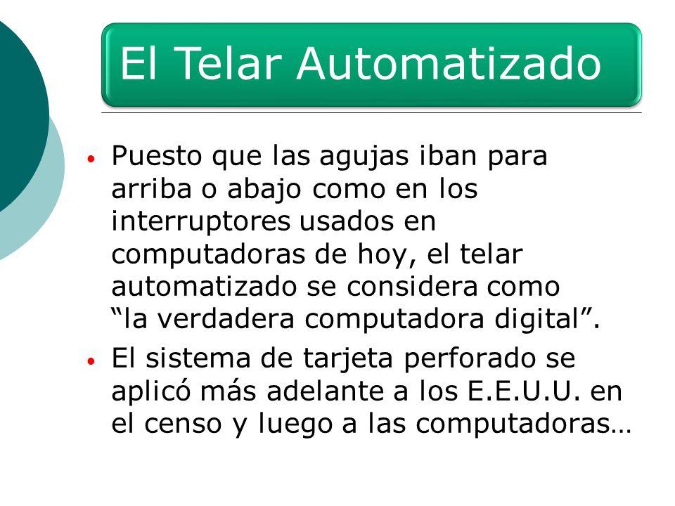 El Telar Automatizado