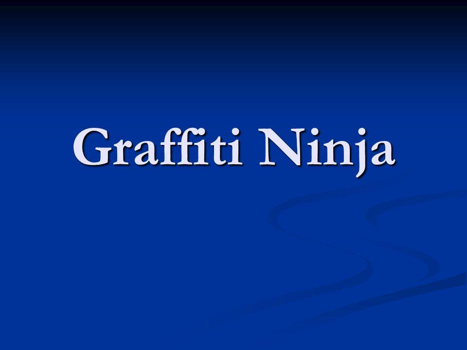 Graffiti Ninja