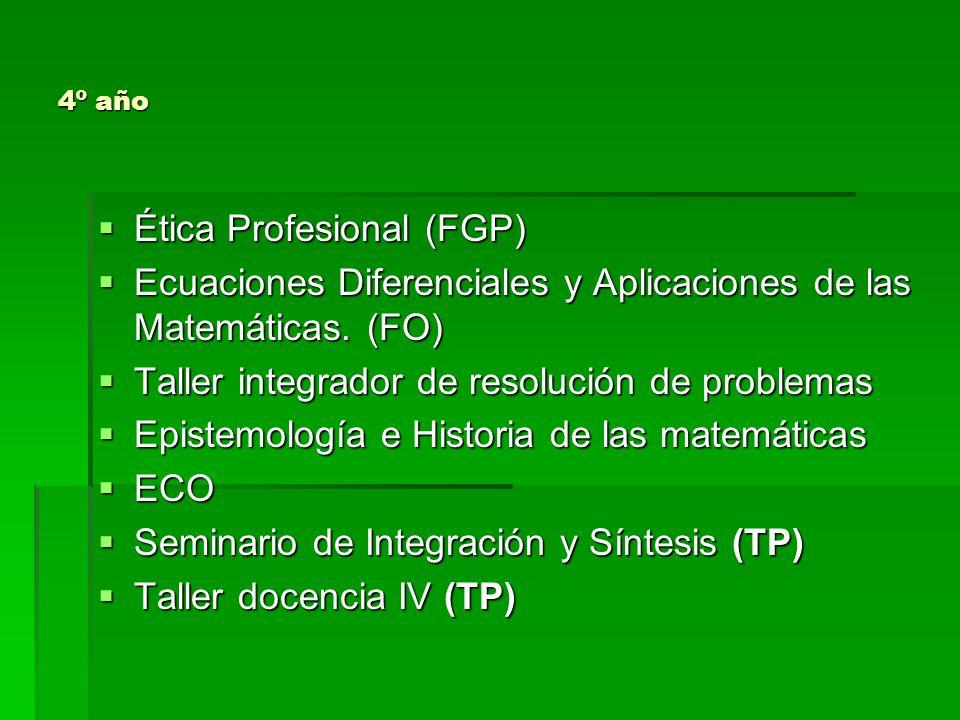 Ética Profesional (FGP)