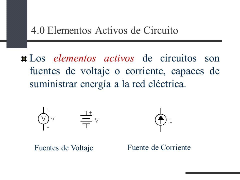 4.0 Elementos Activos de Circuito