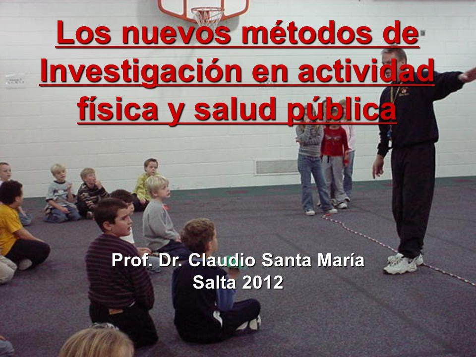 Prof. Dr. Claudio Santa María