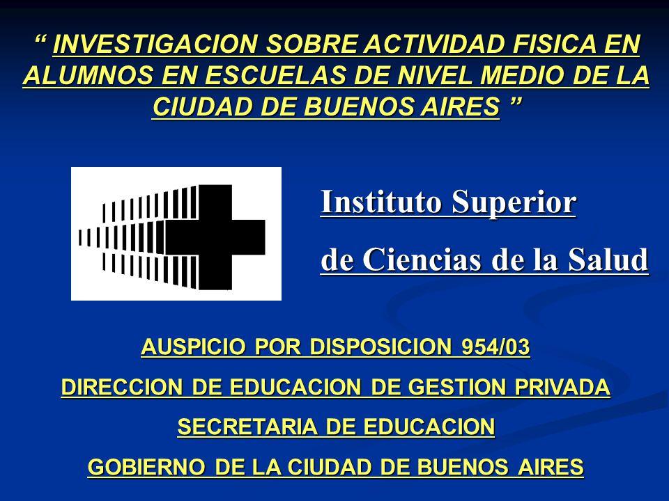 Instituto Superior de Ciencias de la Salud