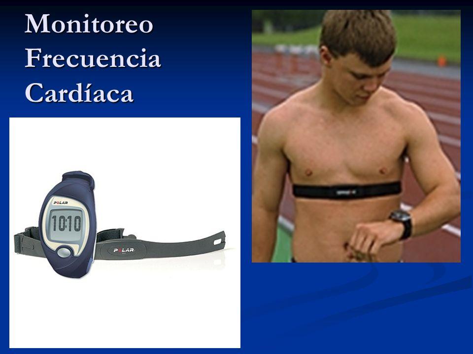 Monitoreo Frecuencia Cardíaca
