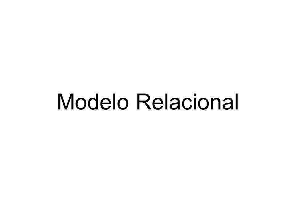 Modelo Relacional