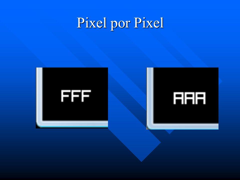 Pixel por Pixel