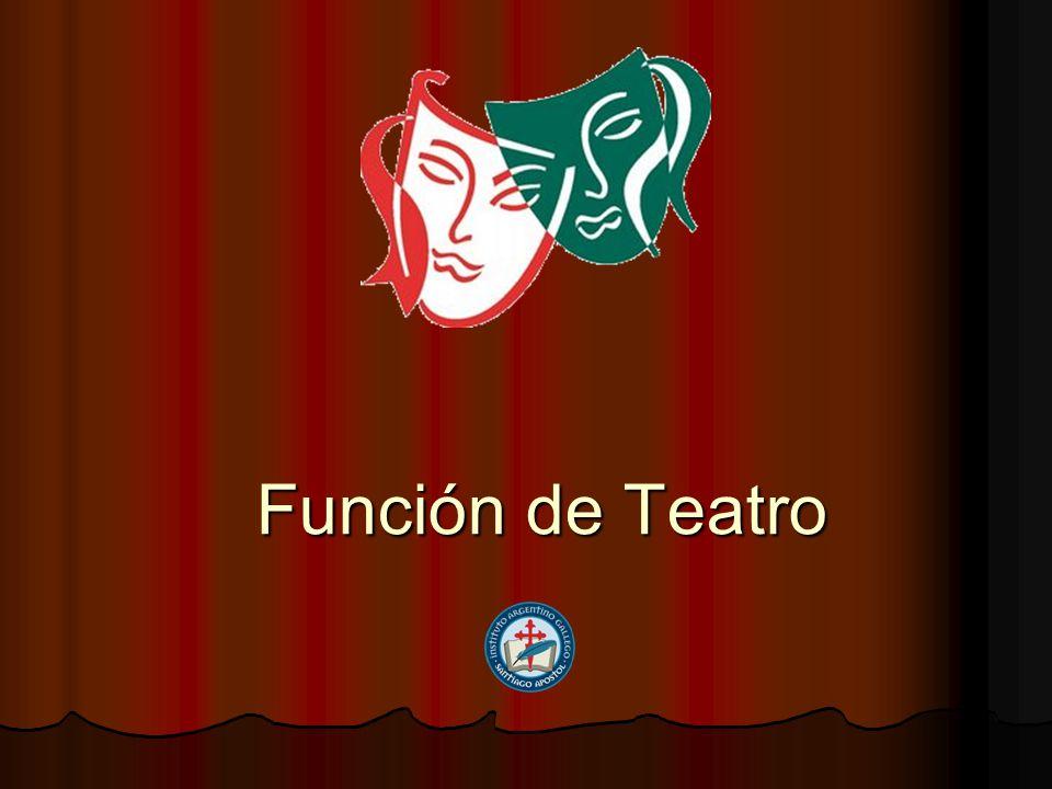 Función de Teatro