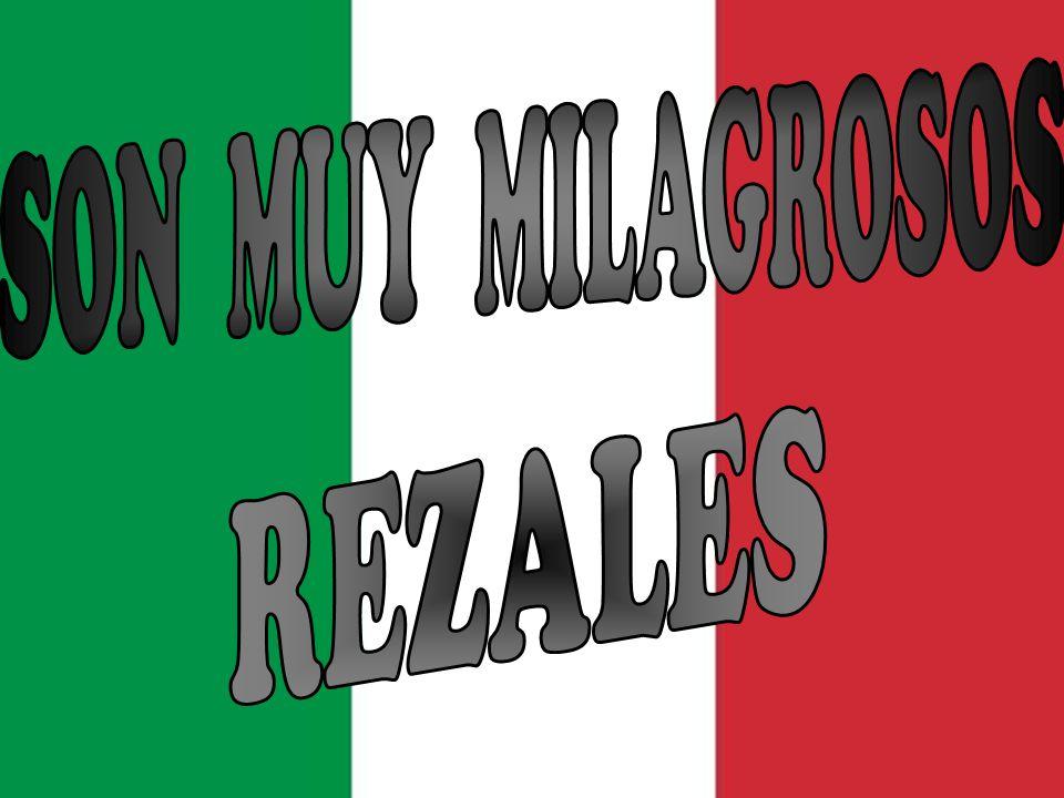 SON MUY MILAGROSOS REZALES