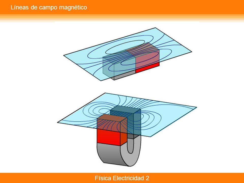 Líneas de campo magnético
