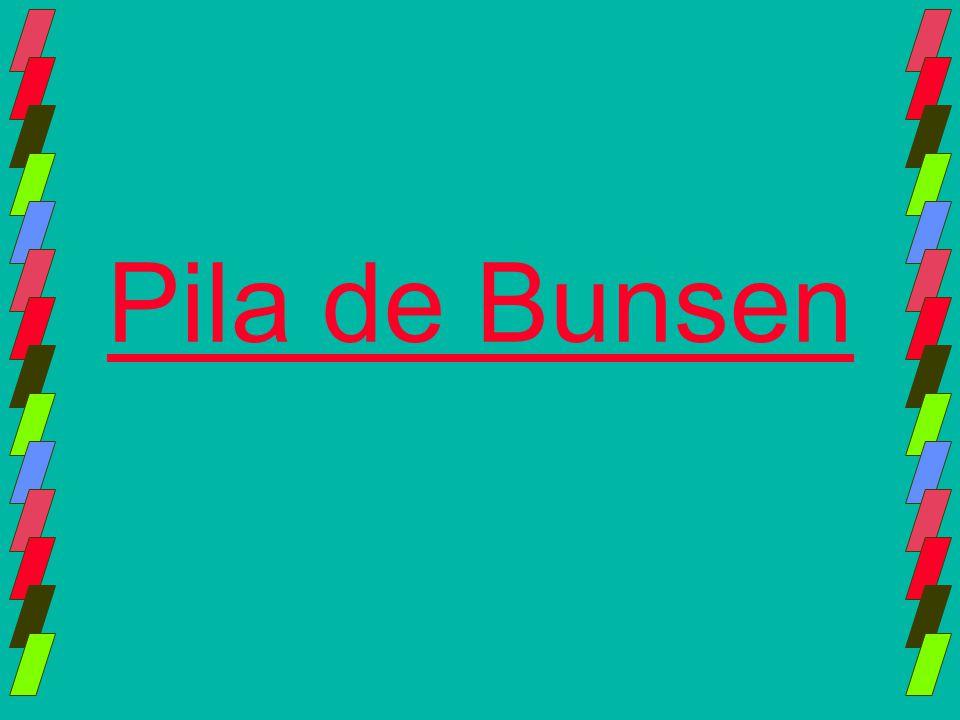 Pila de Bunsen