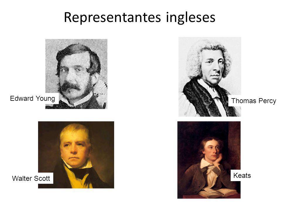 Representantes ingleses