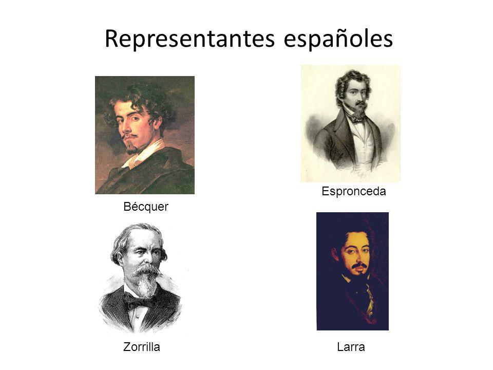 Representantes españoles