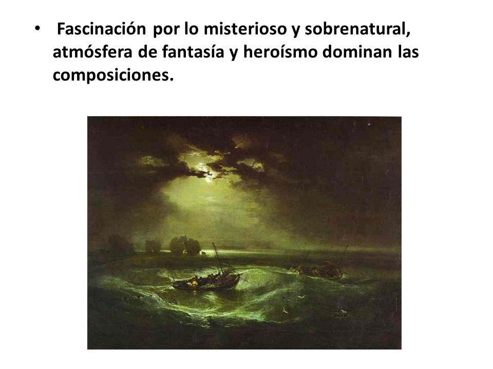 Fascinación por lo misterioso y sobrenatural, atmósfera de fantasía y heroísmo dominan las composiciones.