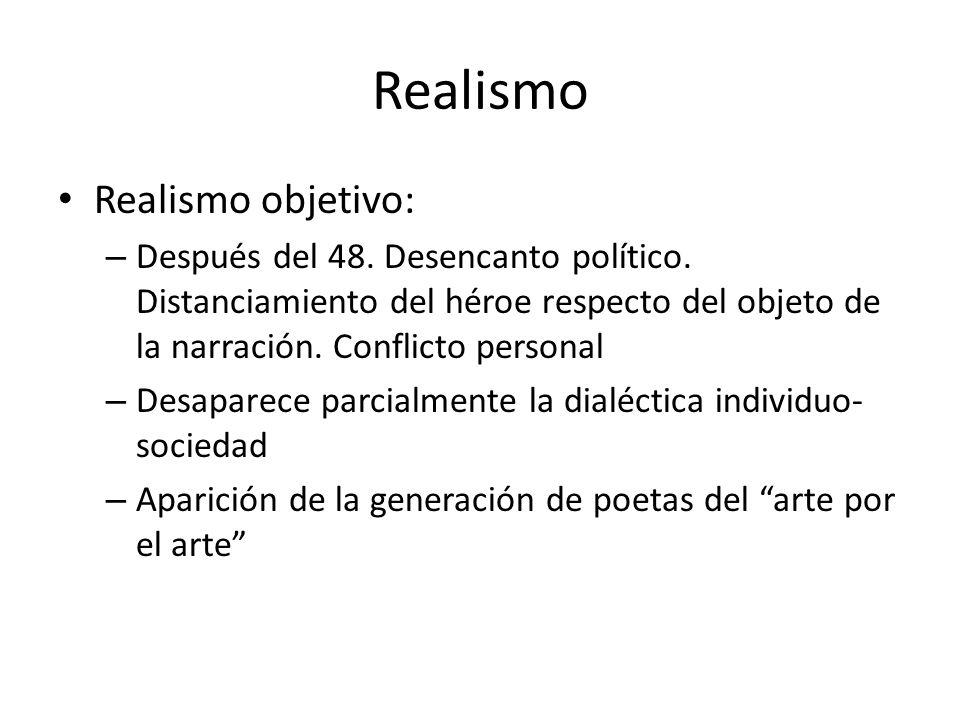 Realismo Realismo objetivo: