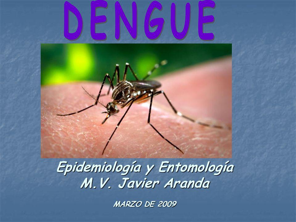 Epidemiología y Entomología