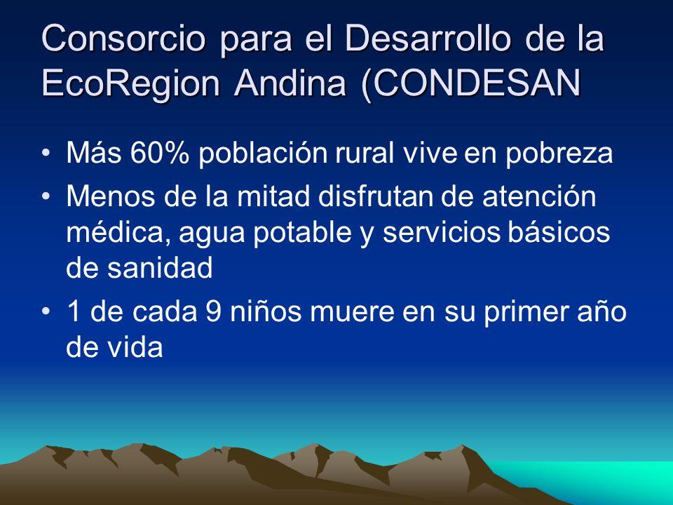 Consorcio para el Desarrollo de la EcoRegion Andina (CONDESAN