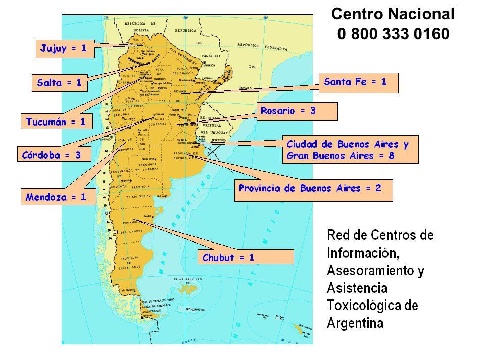Centro Nacional 0 800 333 0160