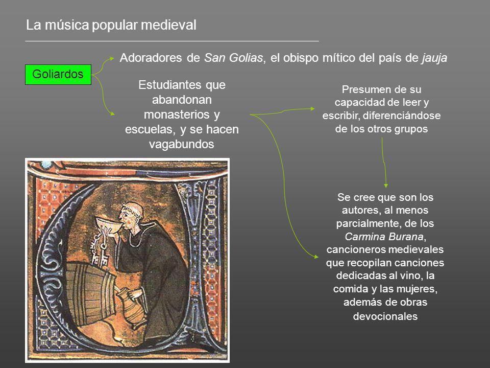 Adoradores de San Golias, el obispo mítico del país de jauja