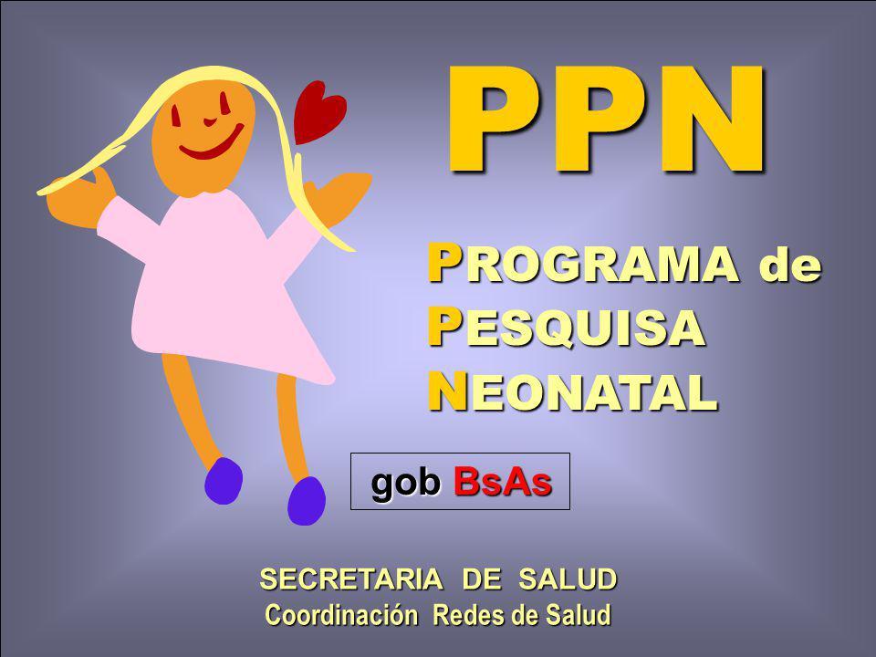 SECRETARIA DE SALUD Coordinación Redes de Salud